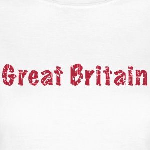 Great Britain - Frauen T-Shirt