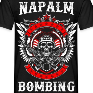 Napalm 1 / Soldat / Army / Bundeswehr / Armee T-Shirts - Männer T-Shirt
