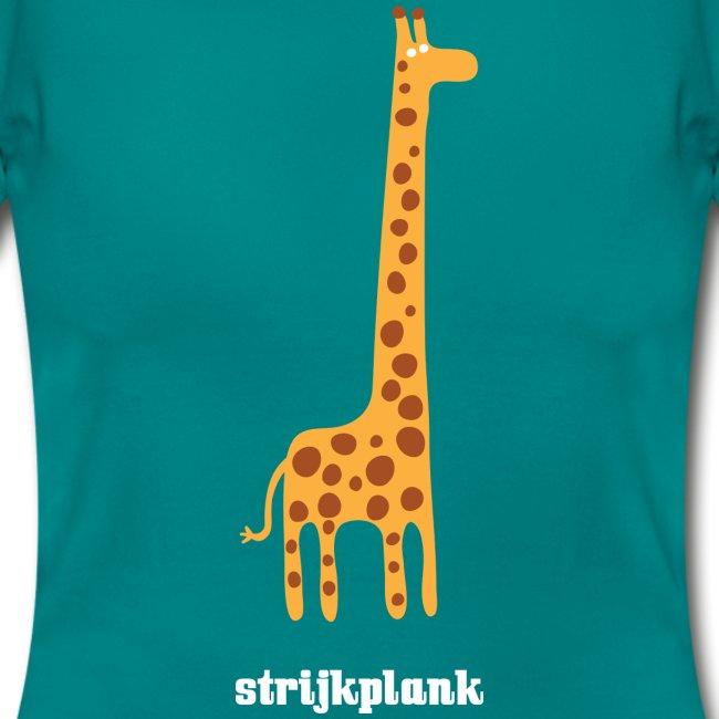 Strijkplank vrouwen t-shirt