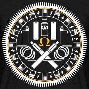 Vape-Shirt - Ohm T-Shirts - Men's T-Shirt