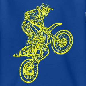 enduro yellow T-shirts - T-shirt barn