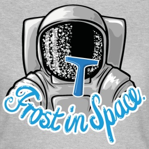 Frost in Space Astronaut T-Shirts - Frauen T-Shirt