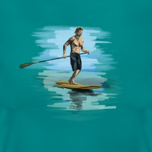 Standup paddleboarding T-Shirts - Frauen T-Shirt