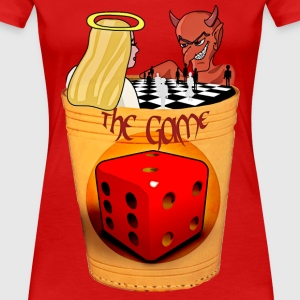 The Game - Frauen Premium T-Shirt
