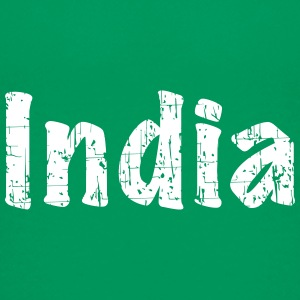 India - Teenager Premium T-Shirt