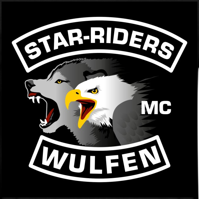 WULFen Shirt Star-Riders MC