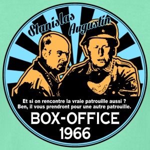 stanislas augustin box-office 1966 Tee shirts - T-shirt Homme