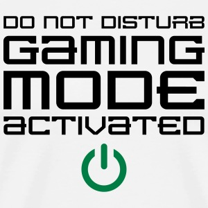 Gaming Mode Activated Tee shirts - T-shirt Premium Homme