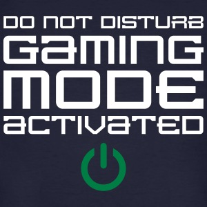Gaming Mode Activated Tee shirts - T-shirt bio Homme