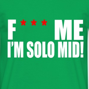 F ME I'M SOLO MID - T-shirt Homme