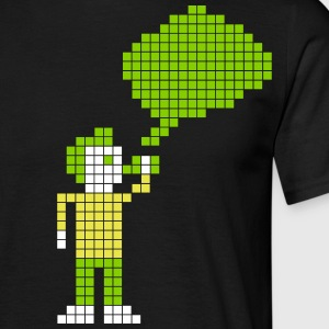 Retro Vaping - Pixels T-Shirts - Men's T-Shirt