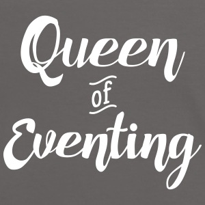 Queen of Eventing T-Shirts - Frauen Kontrast-T-Shirt