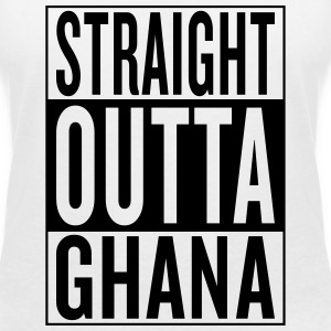 Ghana T-Shirts - Women's V-Neck T-Shirt