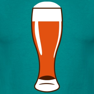 Beer Beer Glass T-Shirts - Men's T-Shirt