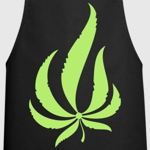 Pot Leaf  Aprons - Cooking Apron