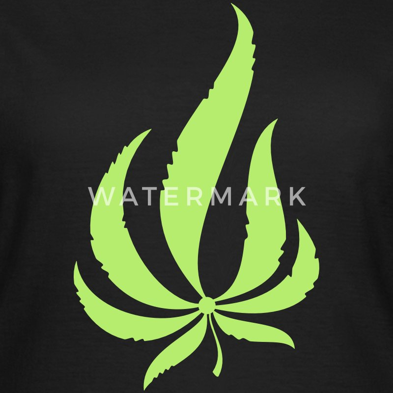Pot Leaf T-Shirts - Women's T-Shirt