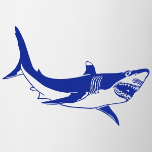 Shark Mugs & Drinkware - Mug