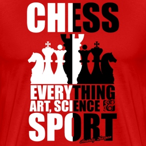 chess_for_red_OK-png - Camiseta premium hombre