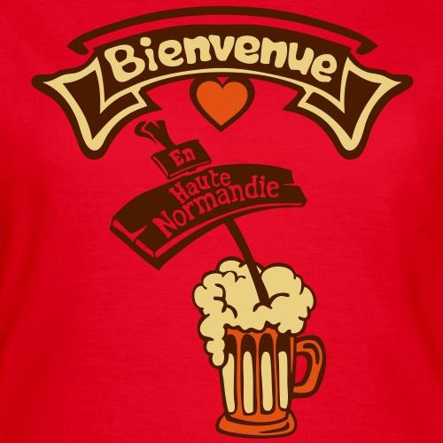 haute normandie bienvenue biere alcool h