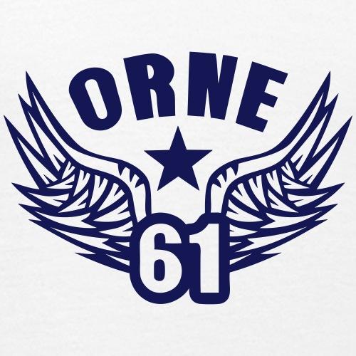 61 orne departement aile normandie logo
