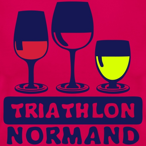 triathlon normand aclool verre apero hum