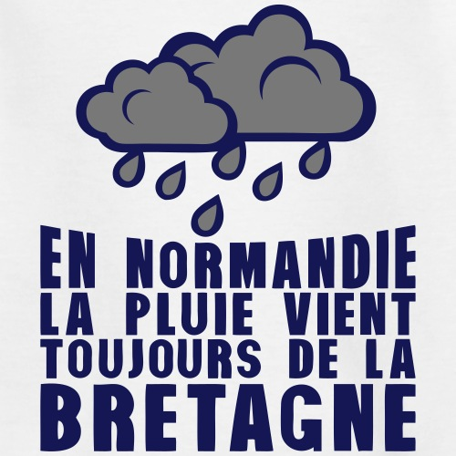 en normadie pluie vient bretagne nuage