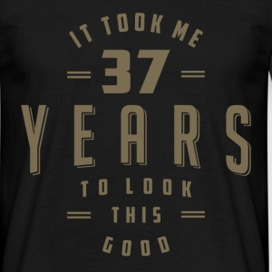 Funny 37th Birthday T-shirt - Men's T-Shirt