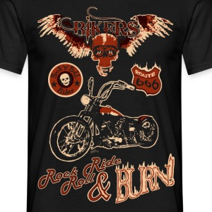 666 Rock - T-shirt Homme