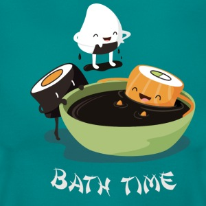Sushi Bath Time T-Shirts - Women's T-Shirt