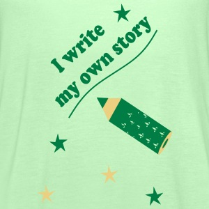 I write my own story - Women's Tank Top by Bella