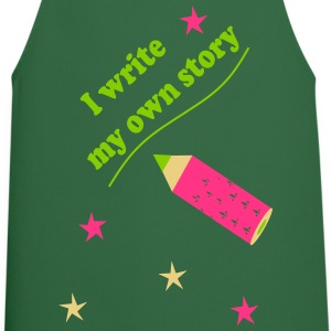 I write my own story - Cooking Apron