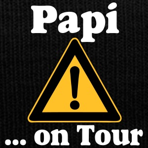 Vatertag Papi on Tour Gel Caps & Mützen - Wintermütze