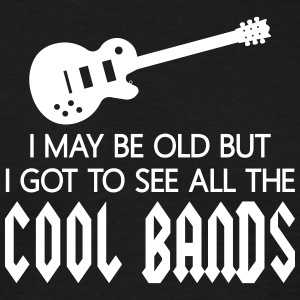 Geburtstag Too Old Cool Bands T-Shirts - Männer T-Shirt