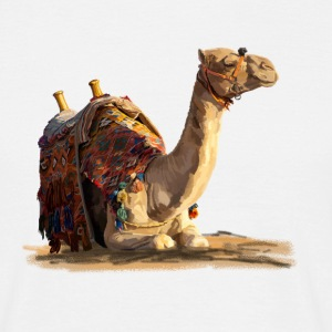 Camel T-Shirts - Men's T-Shirt