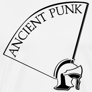 antique Punk T-Shirts - Men's Premium T-Shirt