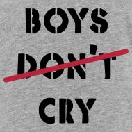 Motiv ~ shirt boys cry