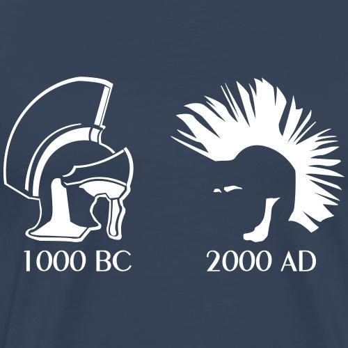 Antike vs Punk