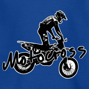 motocross Shirts - Kids' T-Shirt