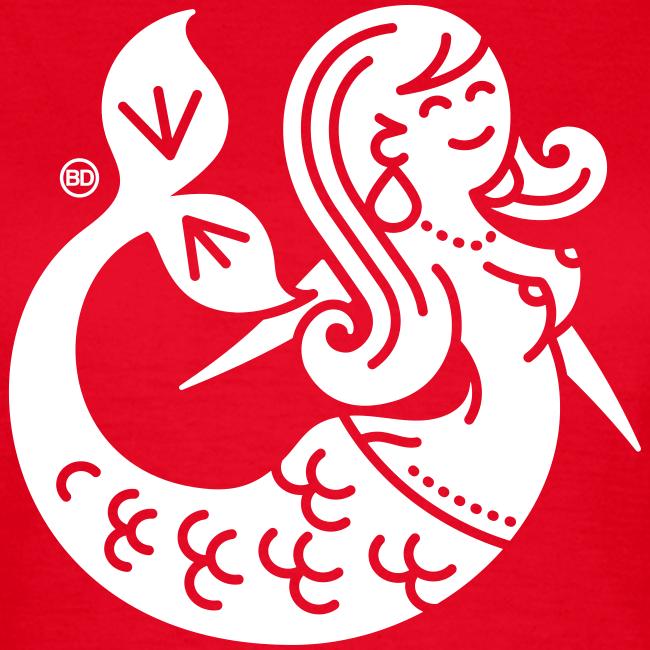 BD Mermaid 2016 Girls Tshirt