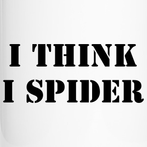 I Think I Spider - Thermobecher