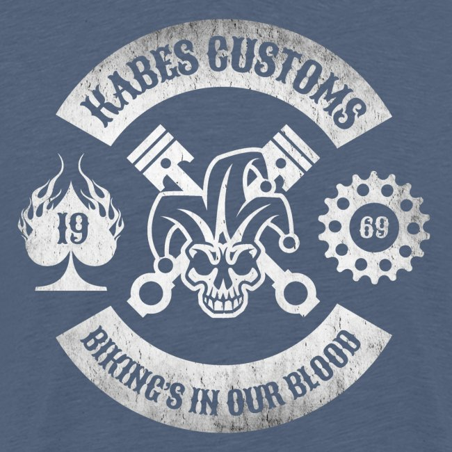 Kabes Patches T-Shirt