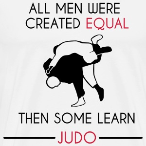 All men... | Judo T-Shirts - Männer Premium T-Shirt