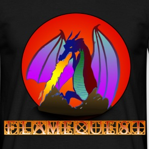 Fire dragon T-Shirts - Men's T-Shirt