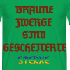 BRAUNE ZWERGE - Men's T-Shirt