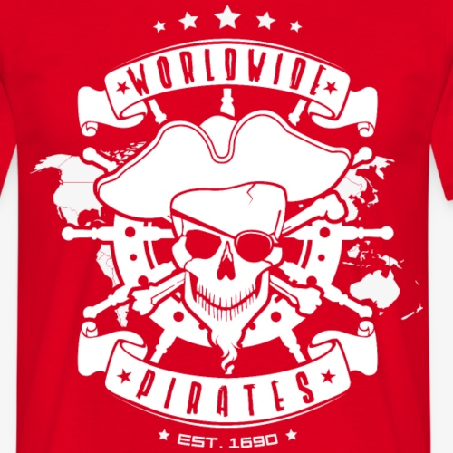Worldwide PiratesWhite