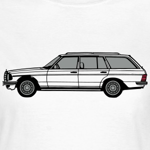 W 123 T Model Kombi T-Shirts - Frauen T-Shirt