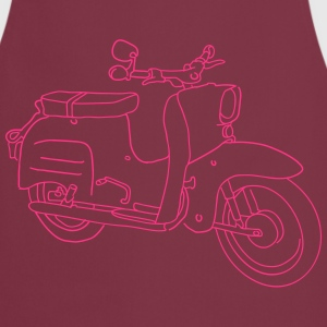 Scooter Simson Schwalbe  Aprons - Cooking Apron