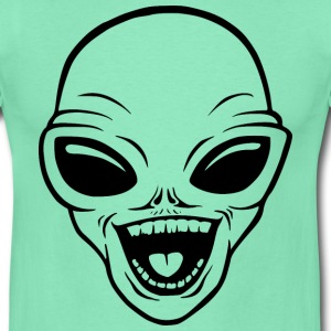Happy Alien T-Shirts - Men's T-Shirt