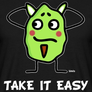 Grünling -  take it easy T-Shirts - Männer T-Shirt