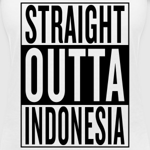 Indonesia T-Shirts - Women's V-Neck T-Shirt